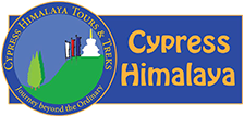 Cypress Himalaya Tours and Treks Logo