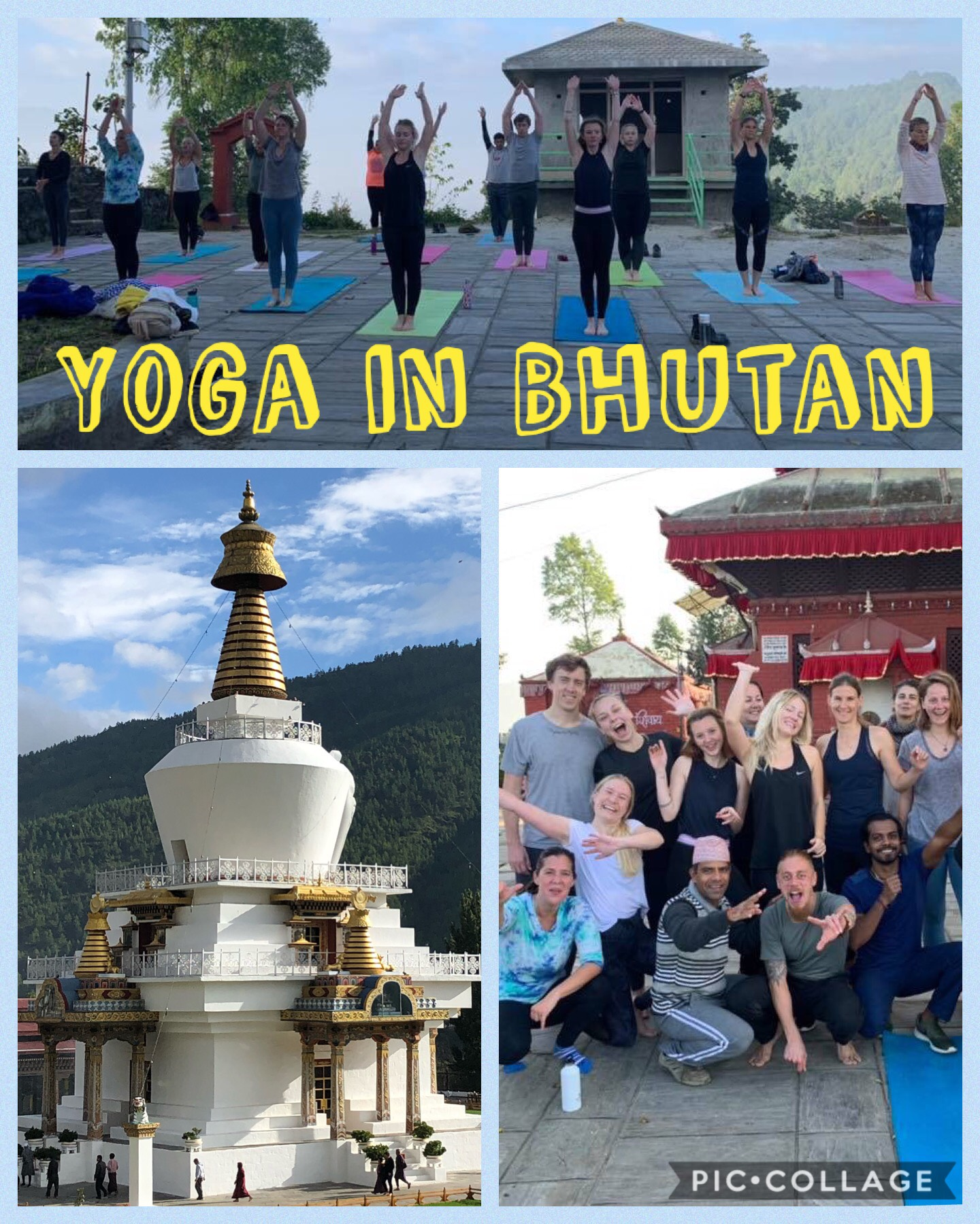 15 day Himalayan Yoga Teacher Training in Bhutan